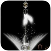 超炫五芒星天使之翼主题截图