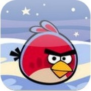 愤怒的小鸟圣诞节版截图